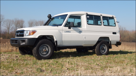 Toyota Land Cruiser 78 series (troop carrier)